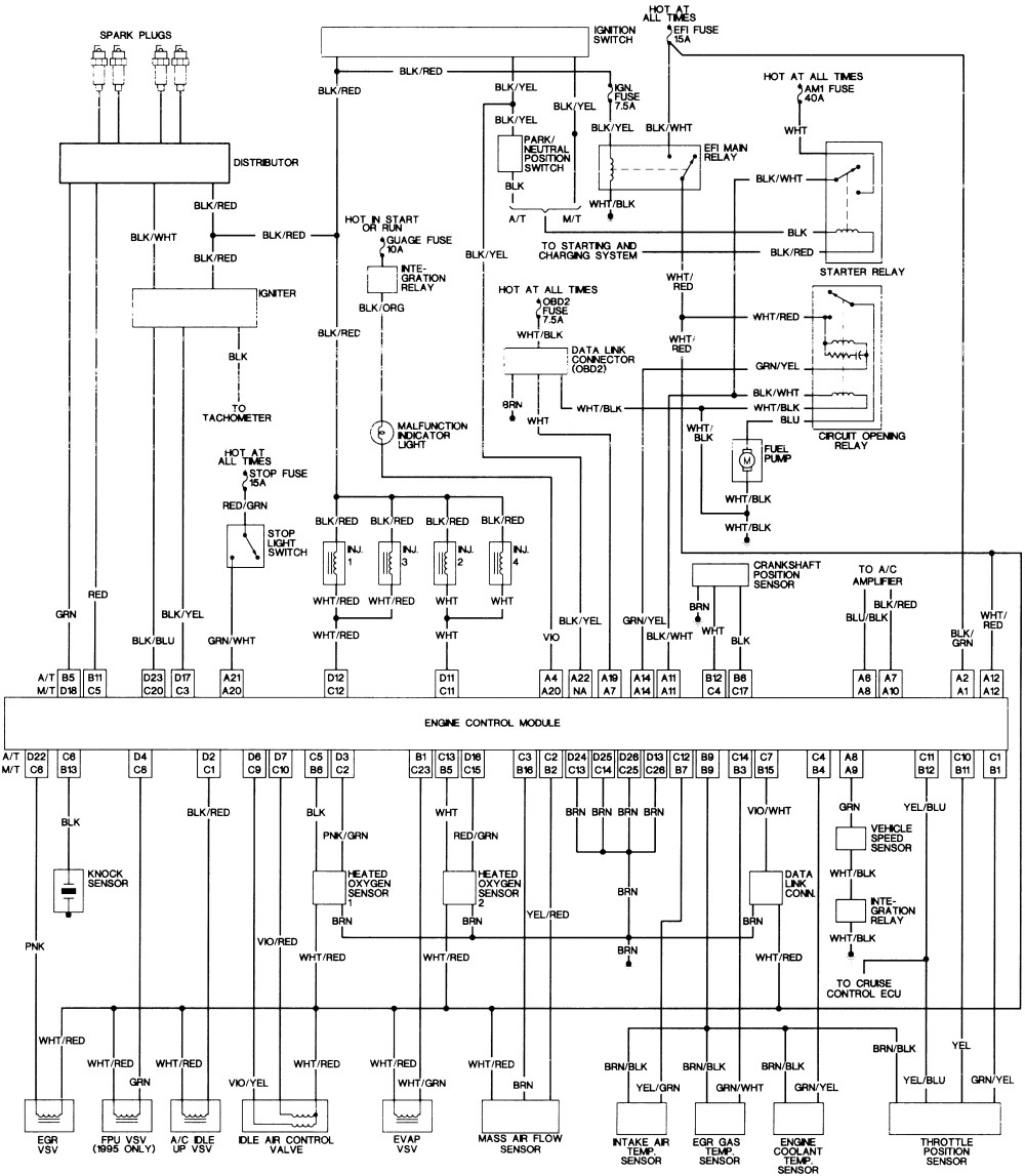 2006 Toyota Tundra Trailer Wiring Diagram
