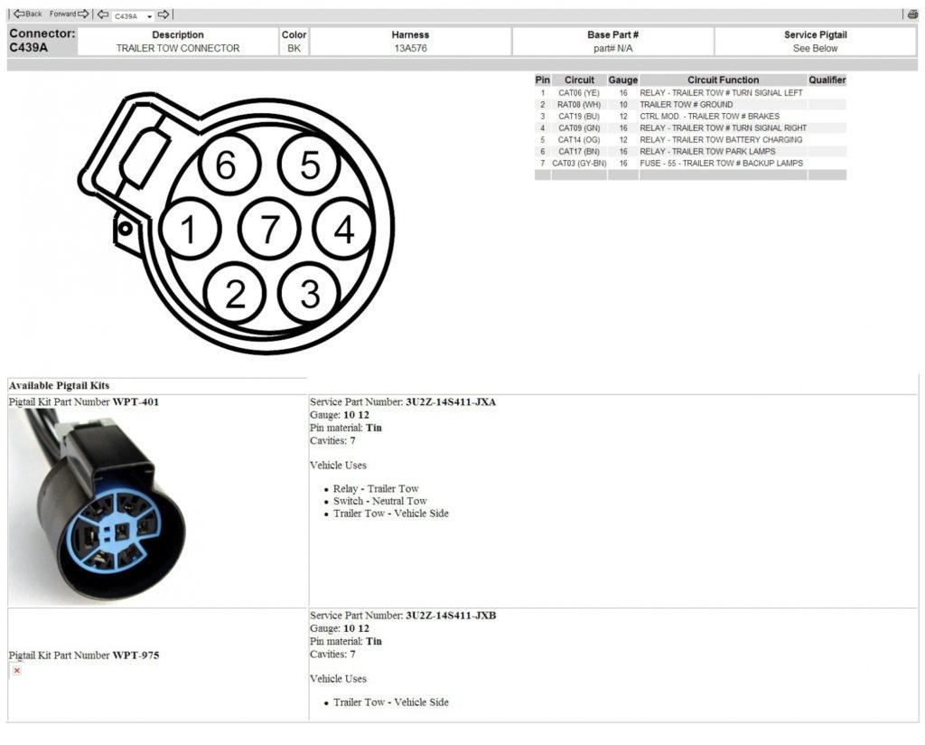 2012 F150 Trailer Wiring Diagram Trailer Wiring Diagram