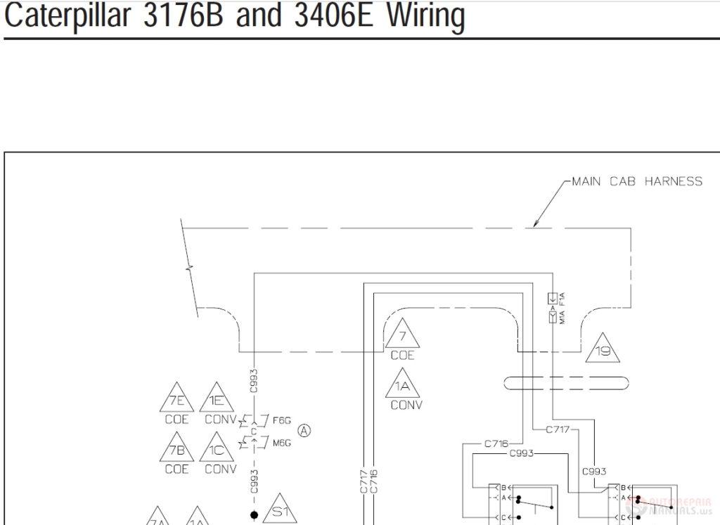 26 Cat 3406e Wiring Diagram Wiring Database 2020
