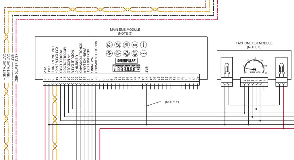 30 Cat 3176 Ecm Wiring Diagram Wiring Diagram List