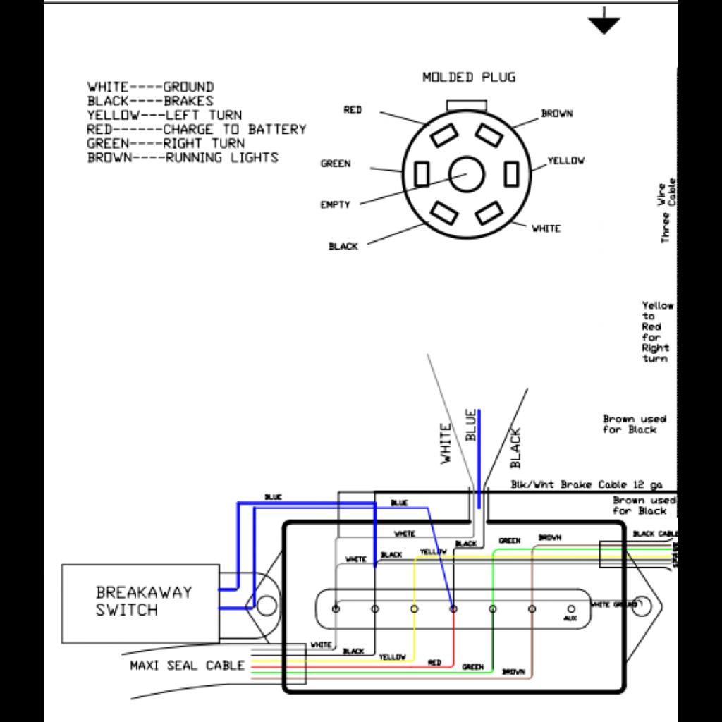 32 Bargman 7 Way Trailer Wiring Diagram Wire Diagram