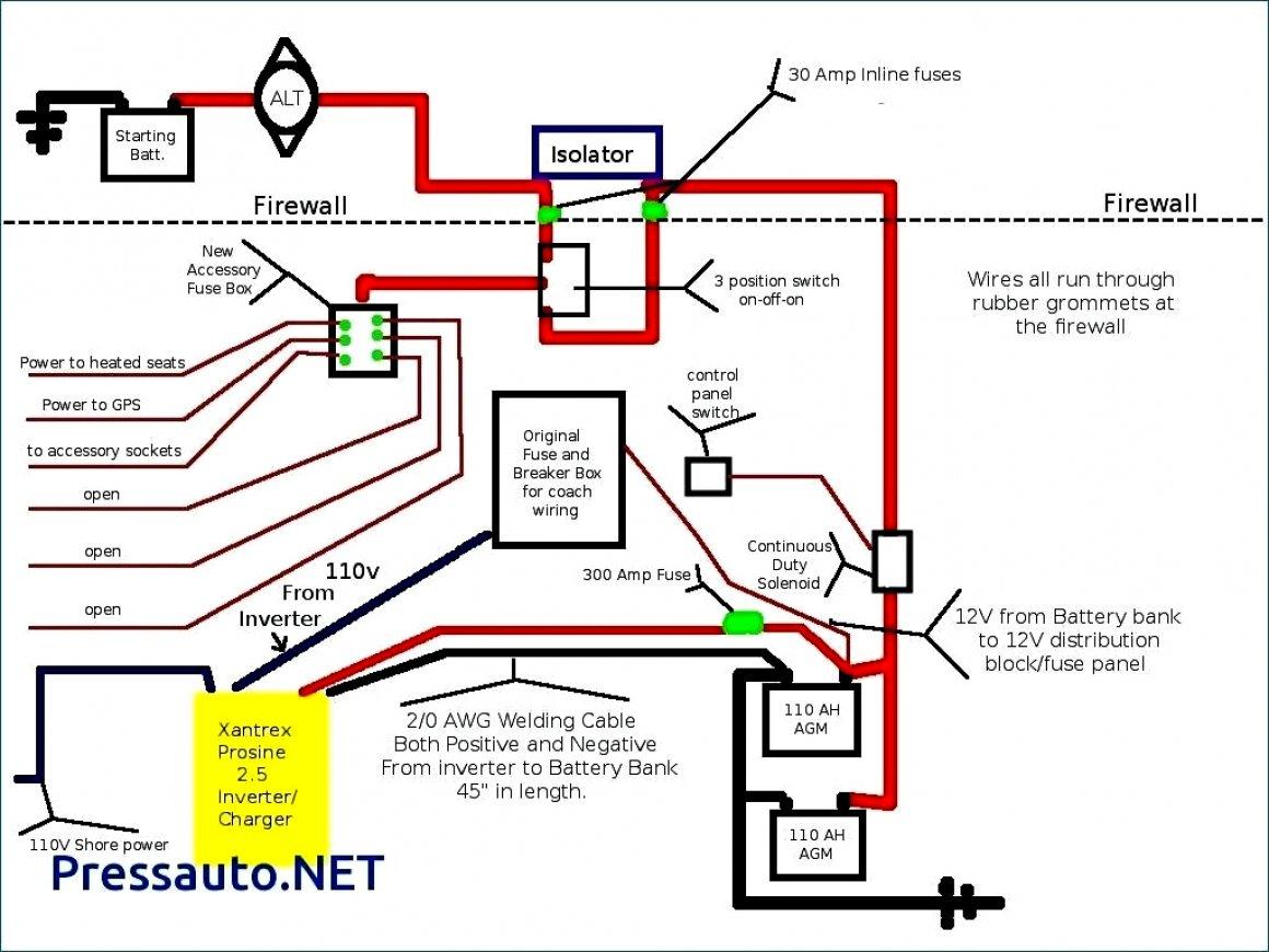 Trailer Light Wiring Diagram 4 Pin