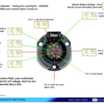 7 Way Flat Trailer Plug Wiring Diagram