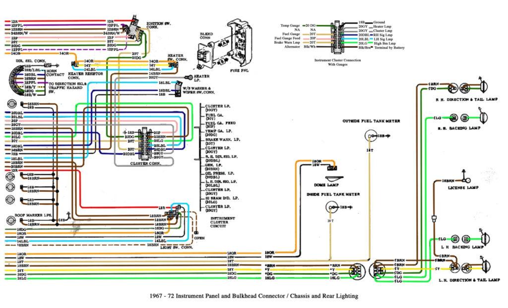 7 Pin Trailer Wiring Diagram Chevy Trailer Wiring Diagram
