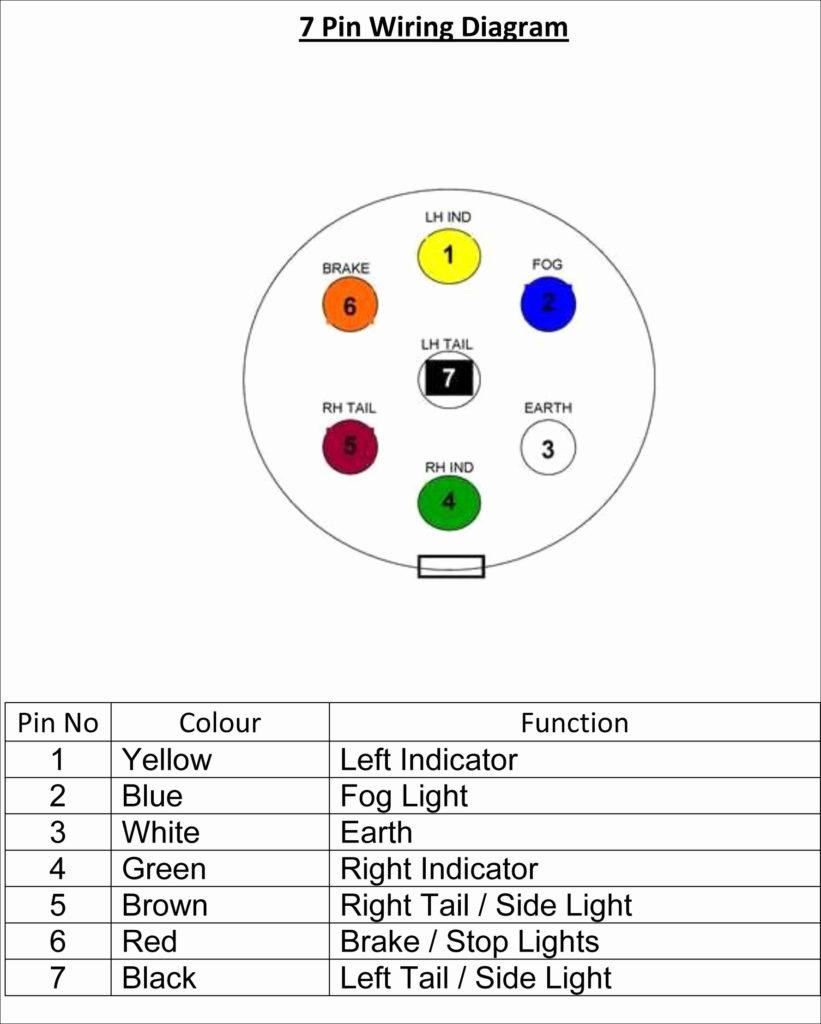 8 Prong Trailer Wiring Diagram Trailer Wiring Diagram