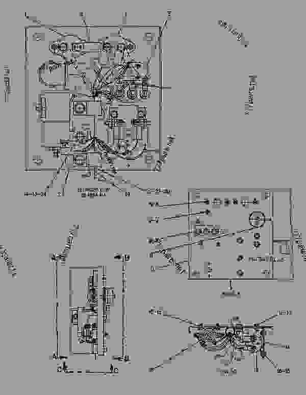 Cat 950f Wiring Diagram