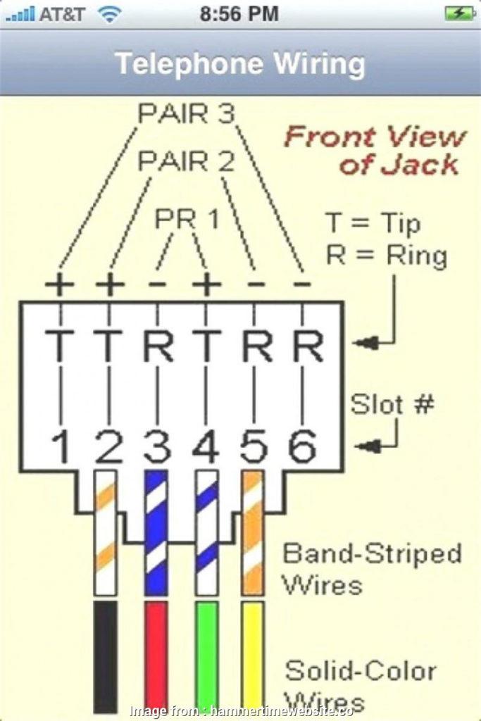 Cat 3 Wiring Diagram Rj45 Perfect Rj 25 3 Wiring Diagram