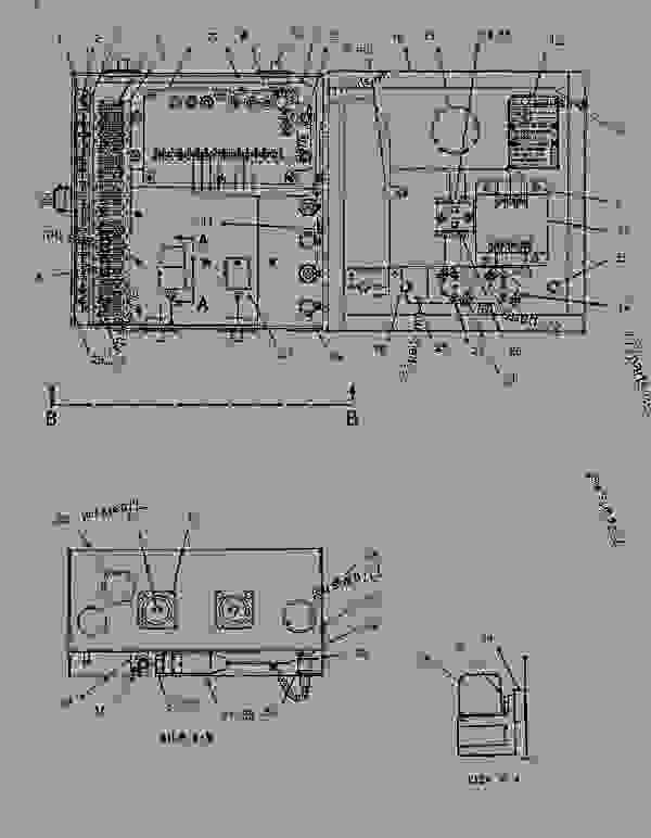 Cat 3406 Generator Wiring Diagram