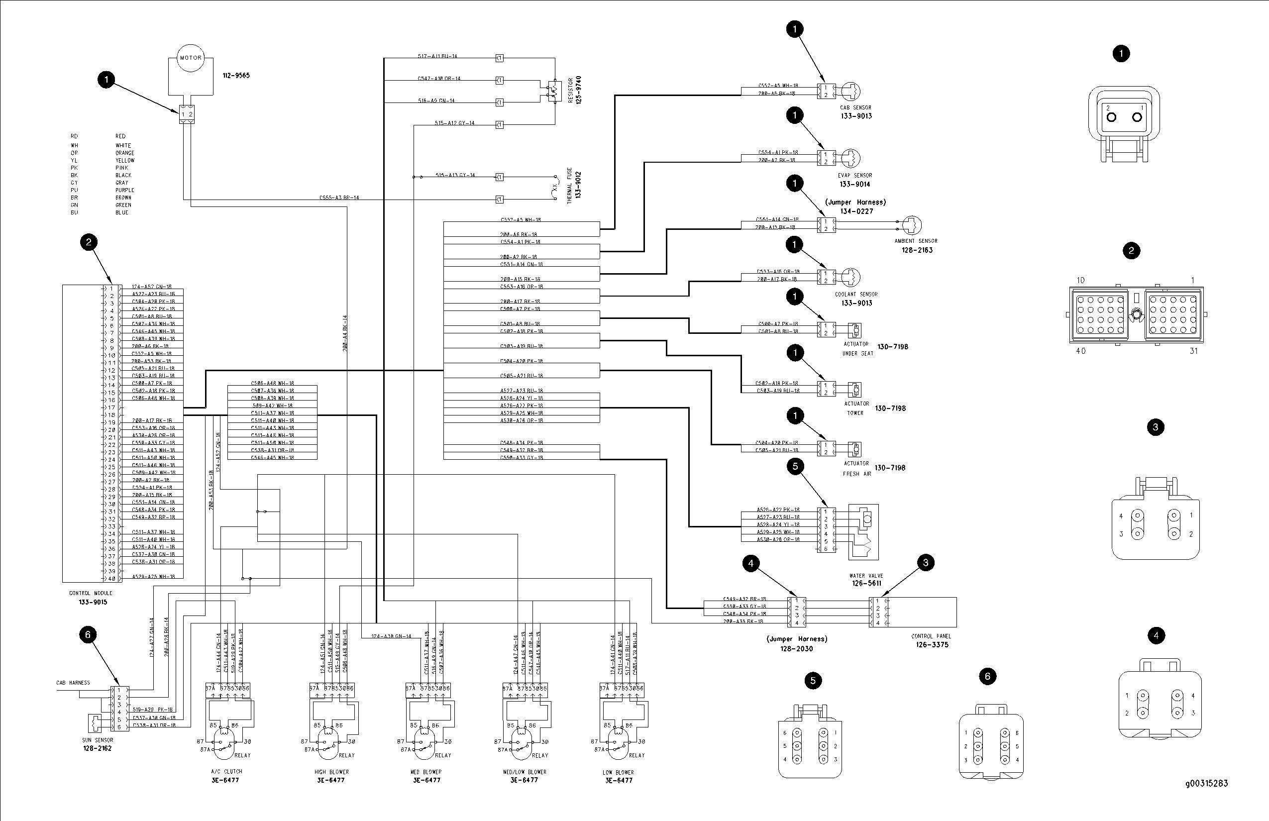Cat 2 Wiring Diagram