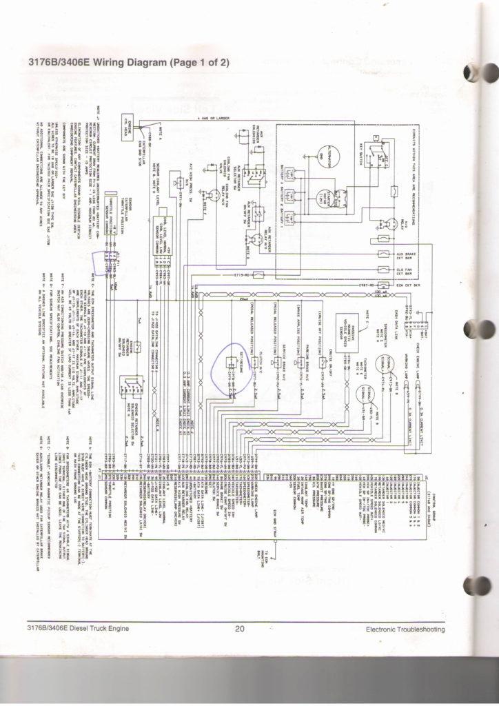 Cat 70 Pin Ecm Wiring Diagram Wiring Diagram