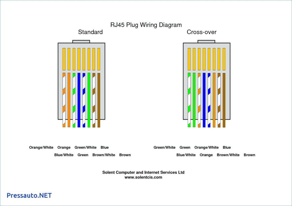 Cat5E Wiring Diagram B Wiring Diagram