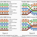 Cat 6 Network Cable Wiring Diagram