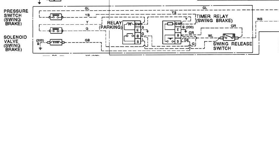 Cat E120b Wiring Diagram