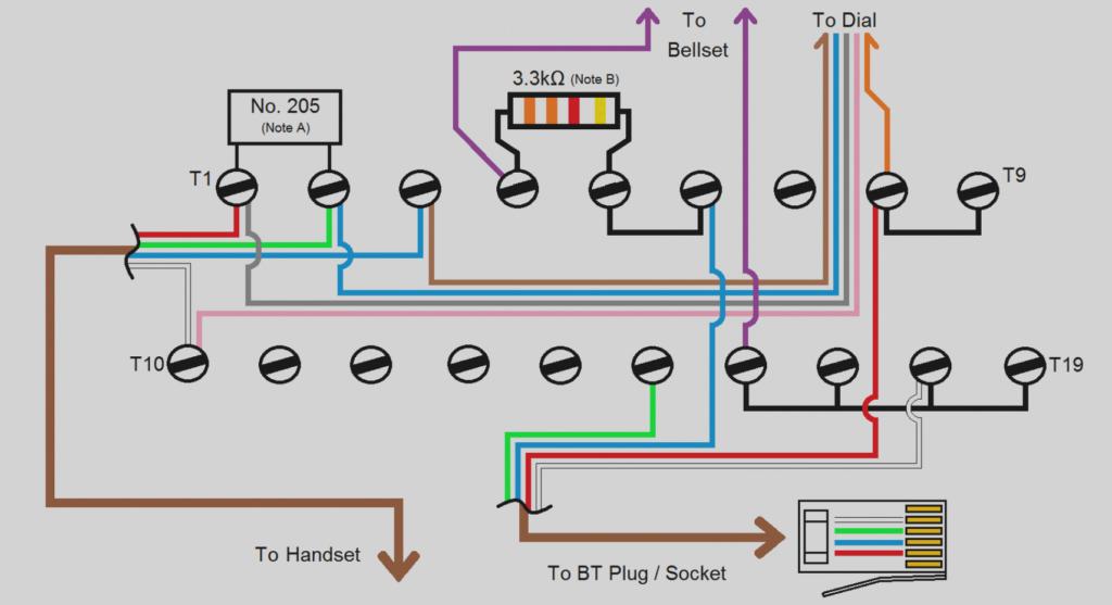 DIAGRAM Cat5e Wiring Diagram For Telephone FULL Version