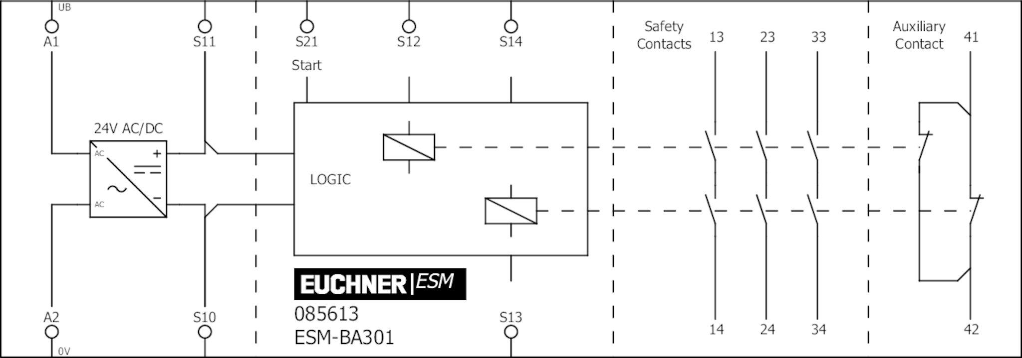 Safety Cat 3 Wiring Diagram