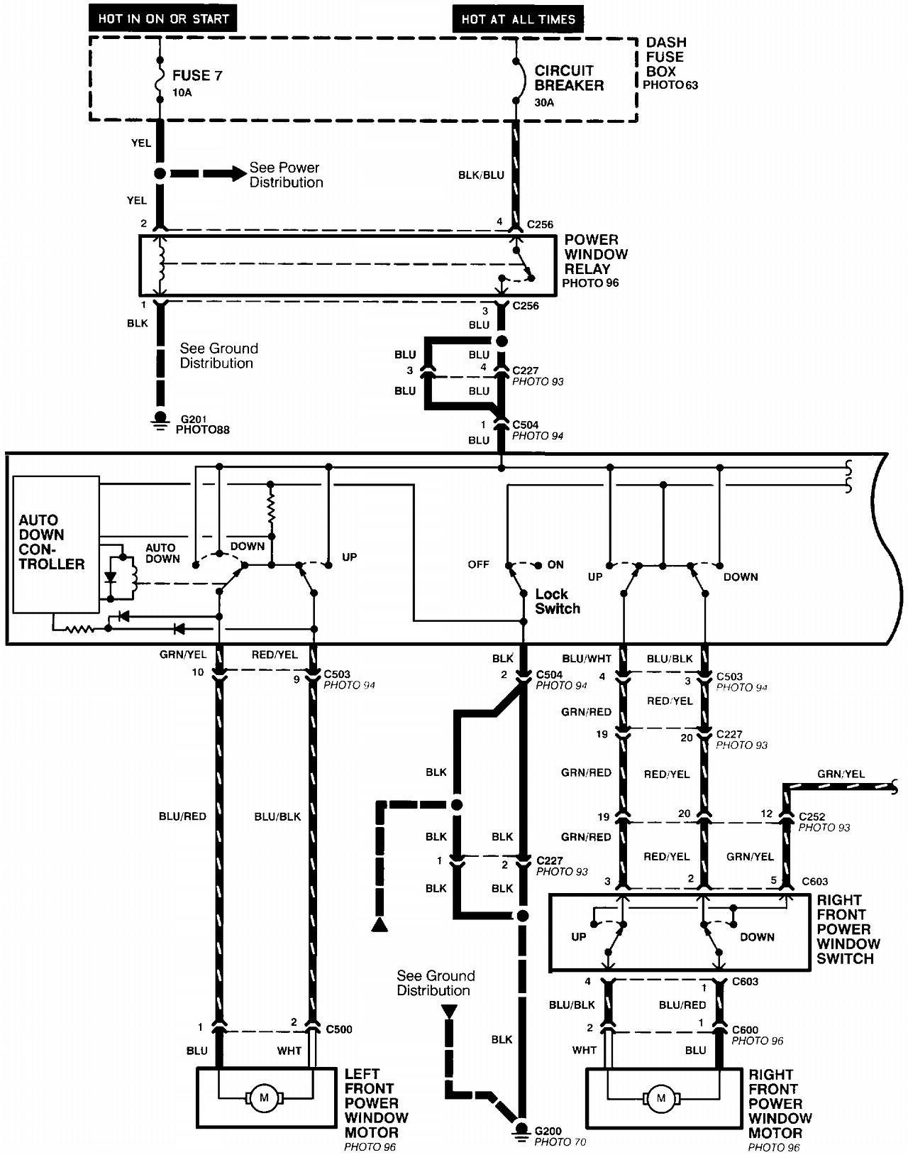 Isuzu Rodeo Trailer Wiring Diagram