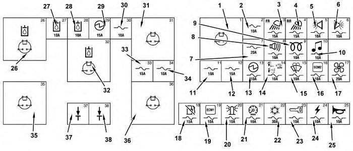 Cat 287b Wiring Diagram