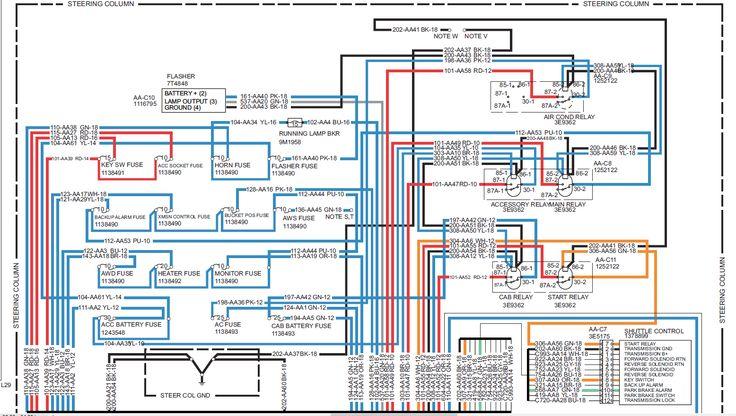 Cat Hm415c Wiring Diagram