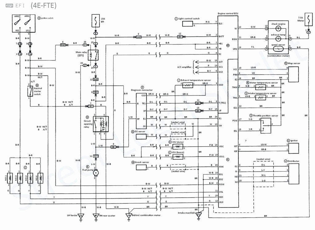 Kenworth Trailer Wiring Diagram Trailer Wiring Diagram