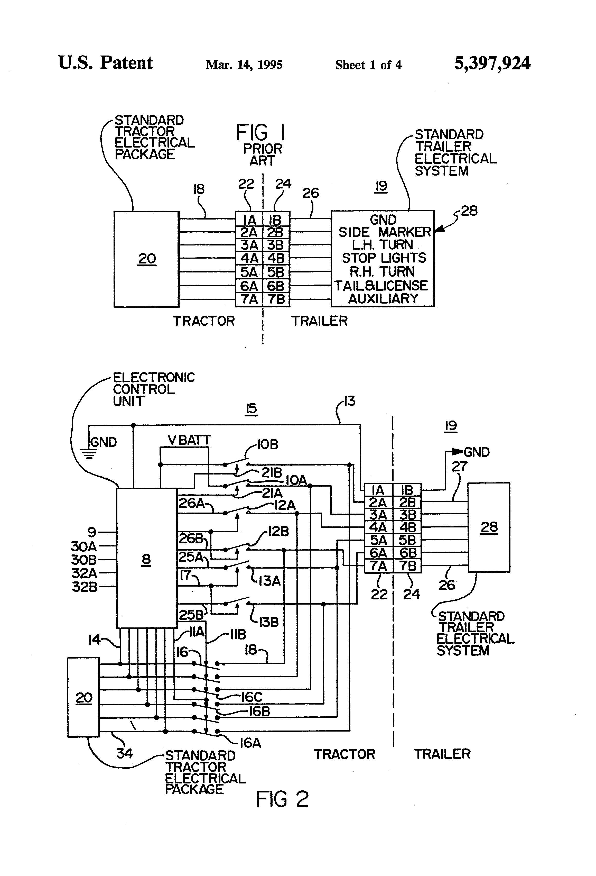 Abs Trailer Wiring Diagram