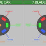 7 Pin Trailer Light Wiring Diagram