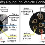 7 Pole Round Trailer Plug Wiring Diagram
