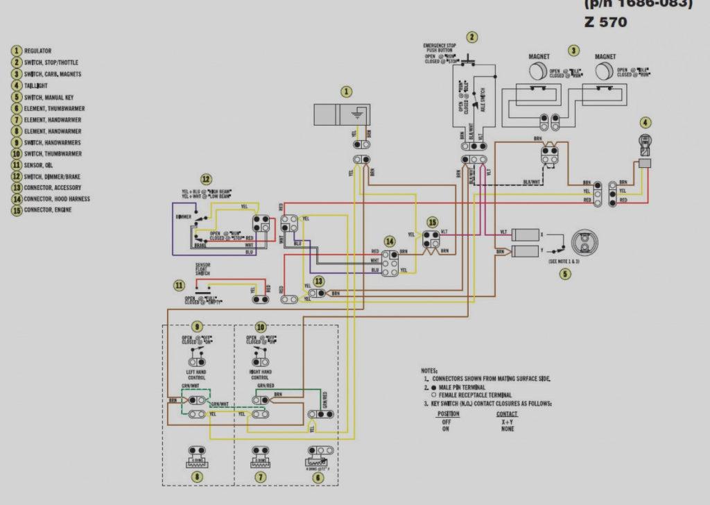 05709 Wiring Diagram Arctic Cat Z440 Wiring Resources