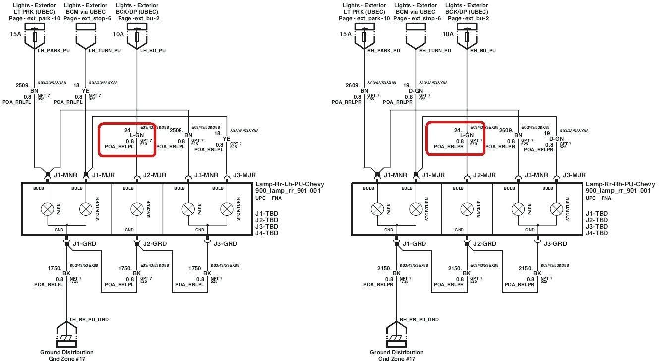 2000 Chevy Silverado 1500 Trailer Wiring Diagram