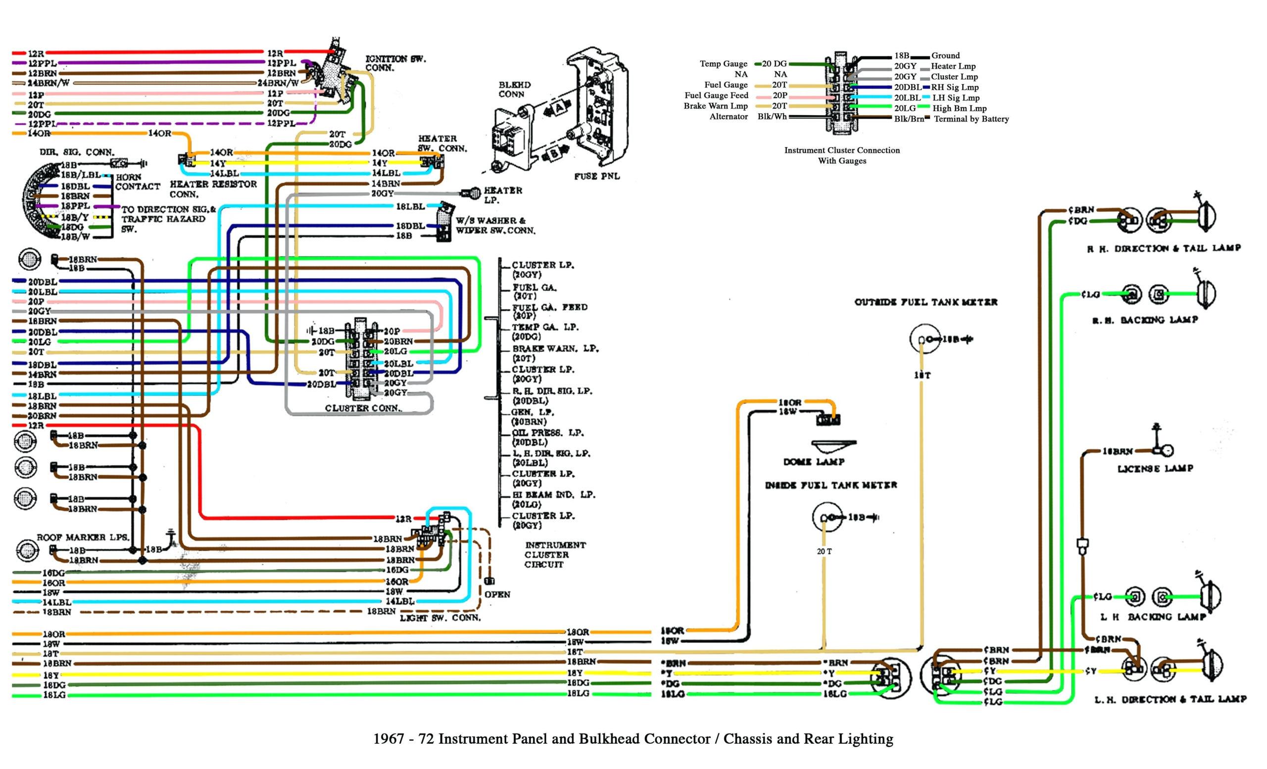 2018 Chevy Silverado Trailer Plug Wiring Diagram