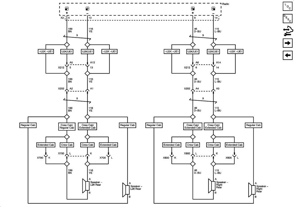 2008 Silverado Radio Wiring Harness Diagram Collection