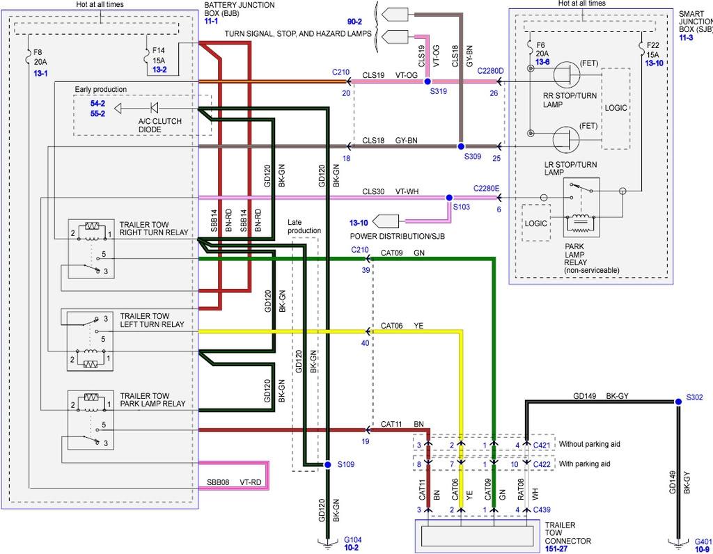 2009 Ford Escape Wiring Diagram Free Wiring Diagram