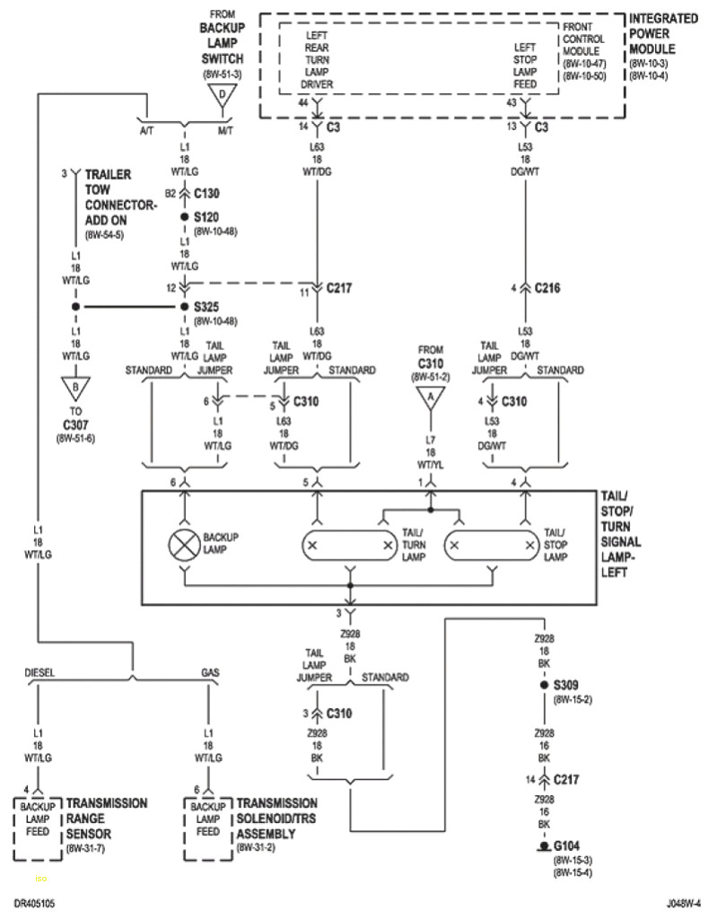 2015 Dodge Ram Trailer Wiring Diagram Trailer Wiring
