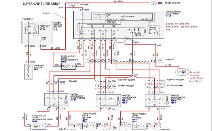 2009 Ford F150 Trailer Wiring Diagram