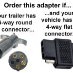 4 Pin Round Trailer Connector Wiring Diagram