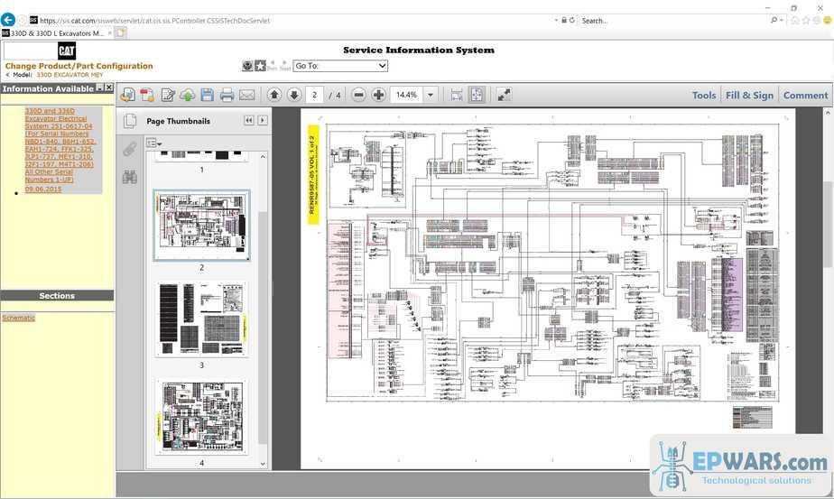 Cat 980g Wiring Diagram