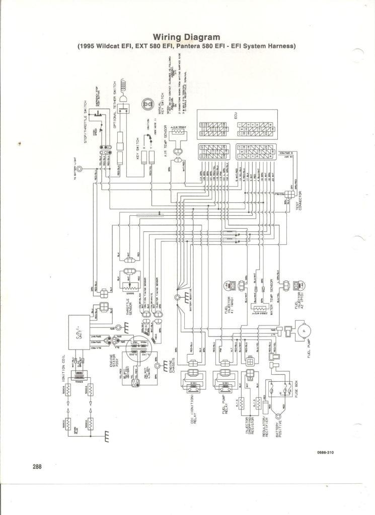 Arctic Cat 580 Wiring Diagram