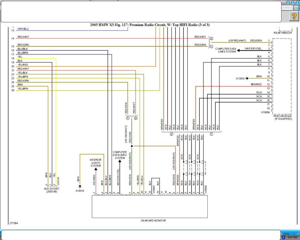 Bmw X3 Trailer Wiring Diagram Trailer Wiring Diagram
