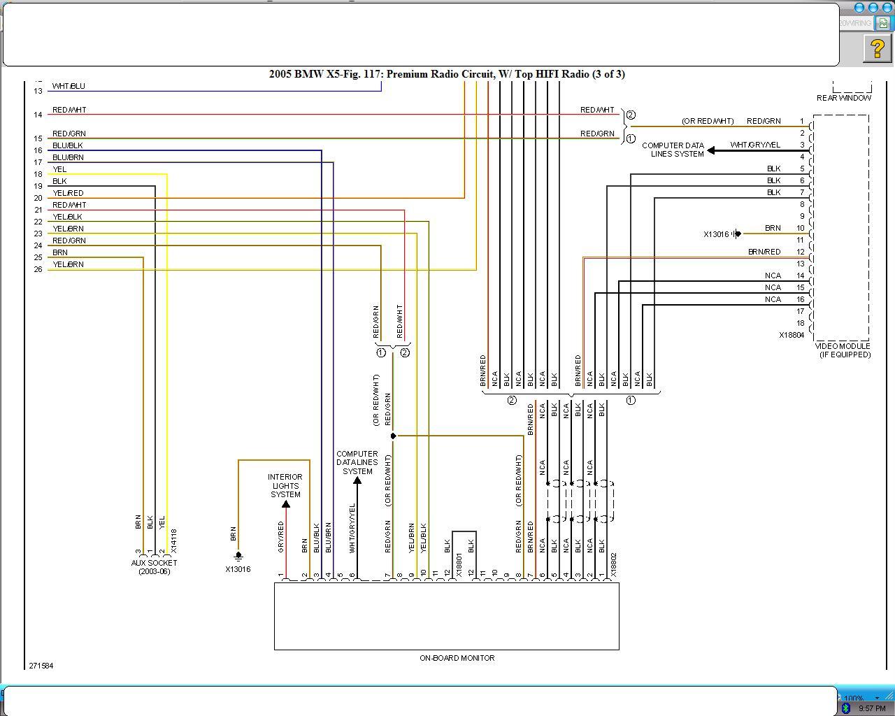 Bmw X3 Trailer Wiring Diagram