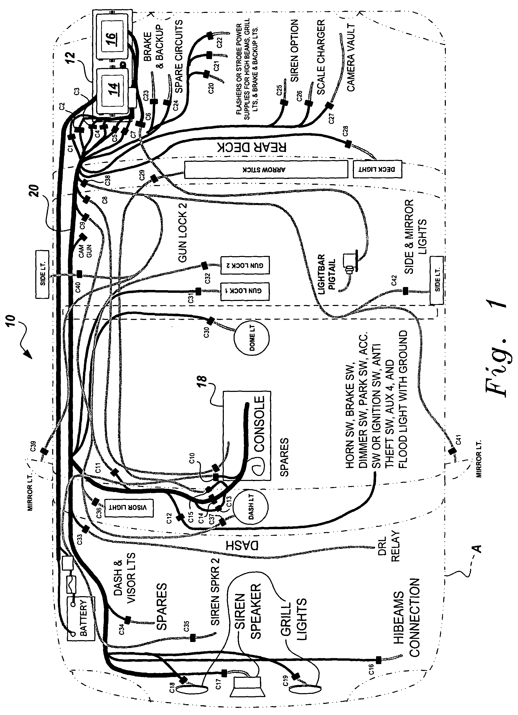 Cat 3126 Injector Wiring Diagram