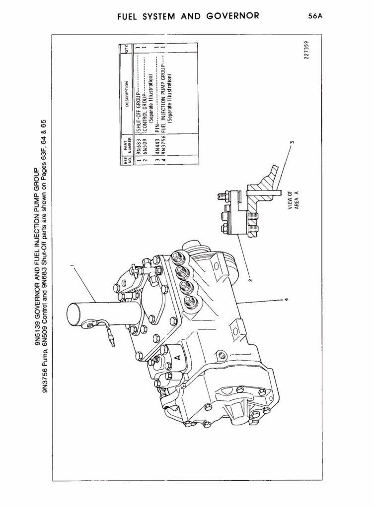 Cat 3208 Injection Pump Diagram General Wiring Diagram
