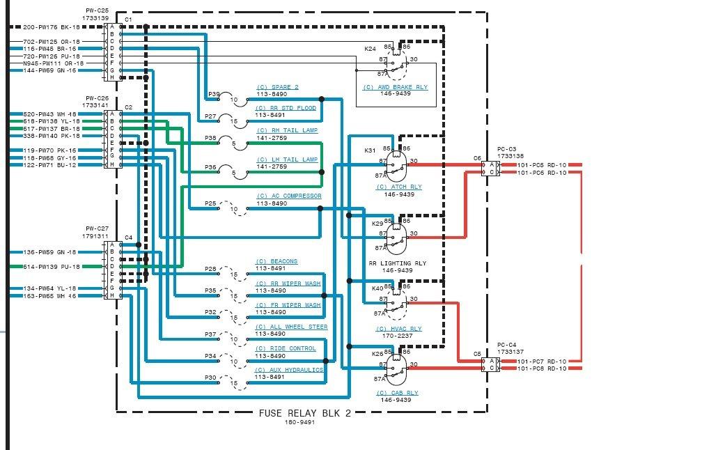 Cat 966h Wiring Diagram