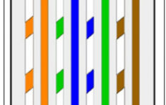 Cat 5 Wiring Diagram T568b