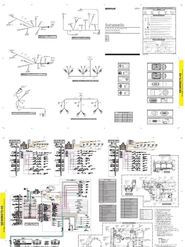 Cat 725 Wiring Diagram