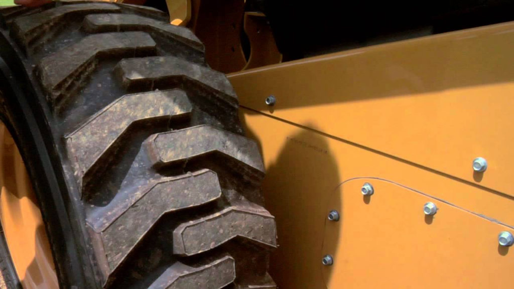 Cat Skid Steer Loader Drive Chain Adjustment Chain