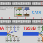 Cat 6 Wiring Diagram Socket