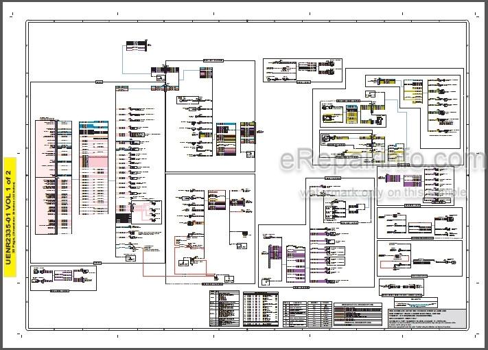 Cat 299d Xhp Wiring Diagram