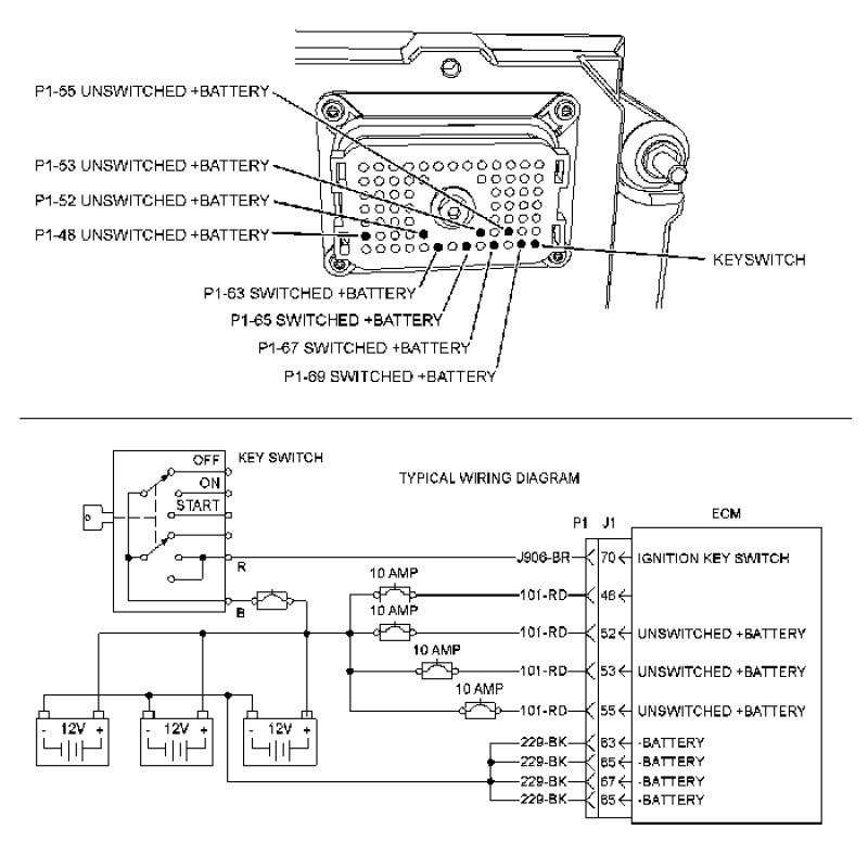 Cat C15 Ecm Wiring Diagram Pdf