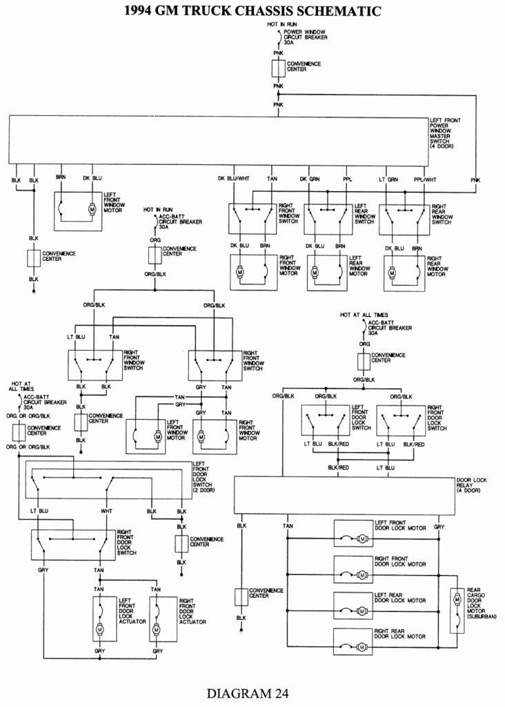 Chevrolet Silverado Trailer Wiring Harnes Wiring Diagram