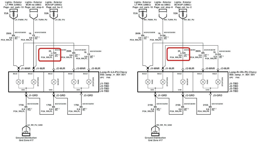 Collection Of 2004 Chevy 2500hd Trailer Wiring Diagram