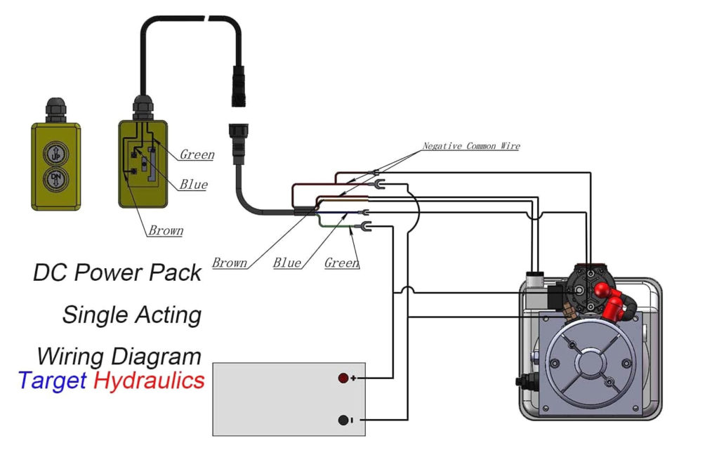 Dump Trailer Pump Wiring Diagram Free Wiring Diagram